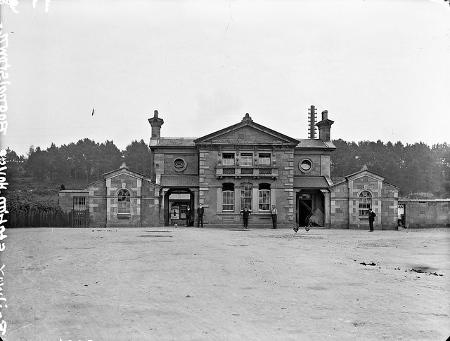 Railway Station House, Bagenalstown, Co. Carlow