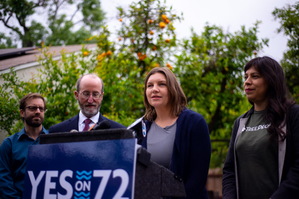Prop 72 Press Conference