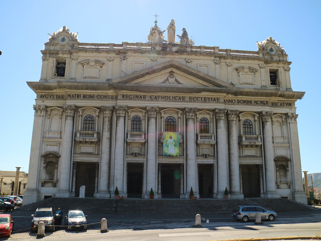 Basílica de la Madre del Buon Consiglio