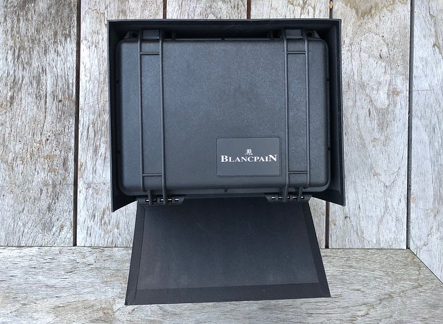 Blancpain FF Bathyscaphe - inner box