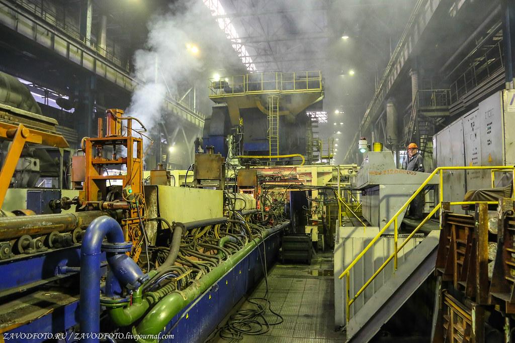 Кузнечный завод КАМАЗ