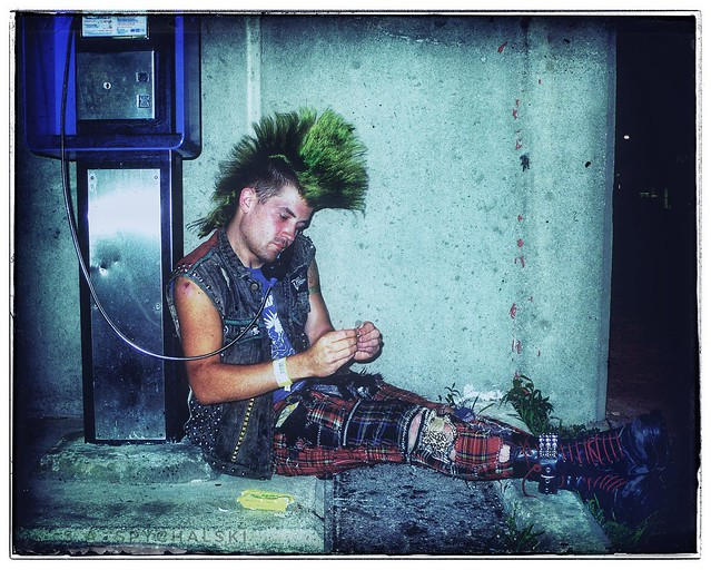 'Payphone Punk'