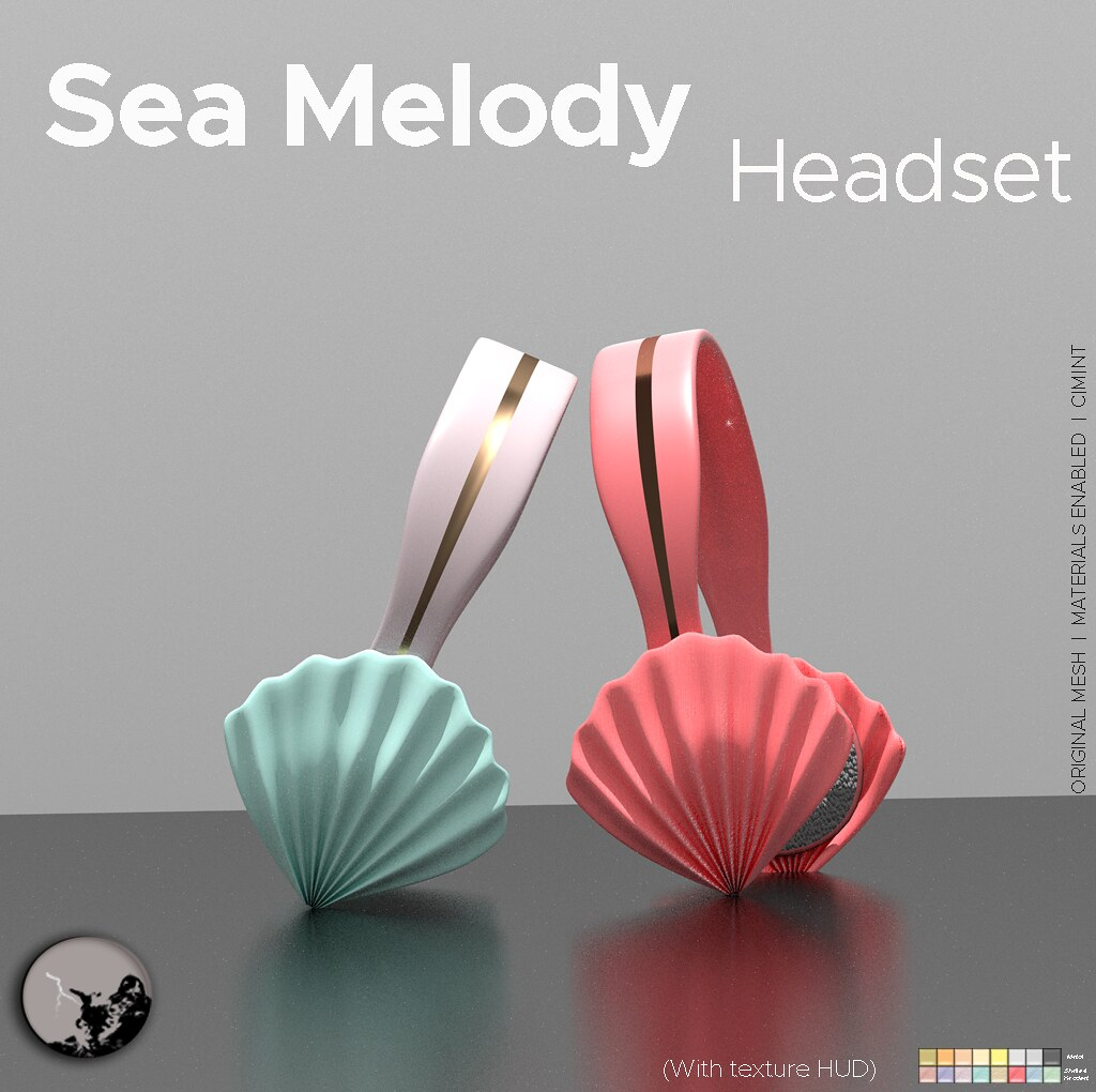 *PC* Sea Melody Headset @ The Secret Garden
