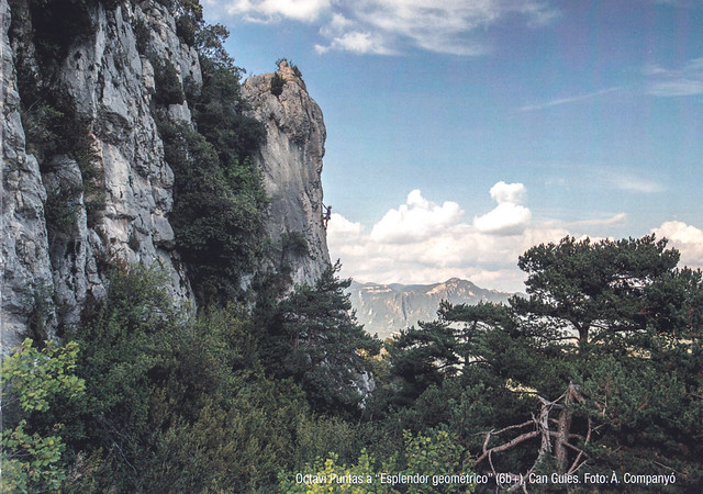 Berguedà Vertical - Esplendor Geométrico