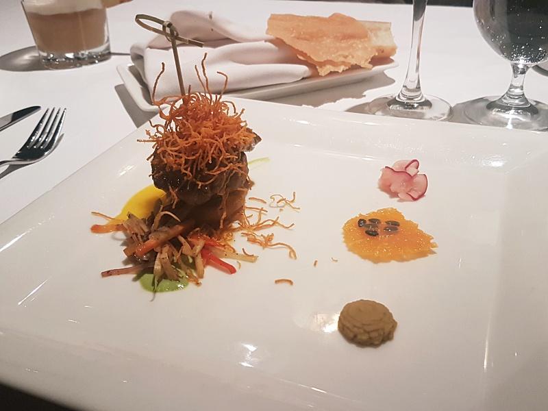 George Restaurant foie gras
