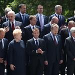 EU – Western Balkans Summit: Family phoro