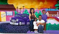Mural, Beach Flats Park, Santa Cruz