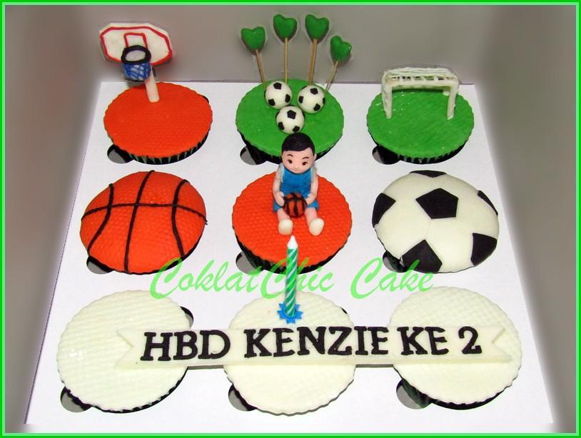 Cupcake sport KENZIE