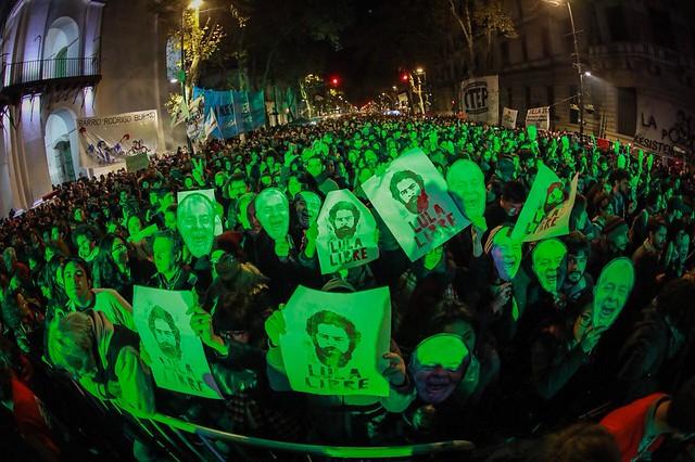 Lula Festiva em Buenos Aires (fotos:Estanislao Santos