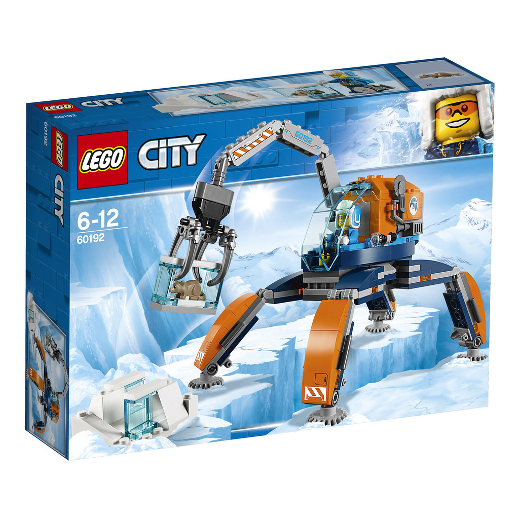 60192 City Arctic Ice Crawler