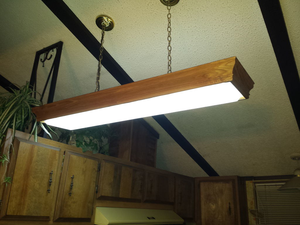 Fluorescent Light Covers for Kitchen | Fluorescent light cov ...