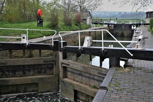 Keynsham Lock