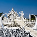 White temple, Chiang Rai by grand Yann