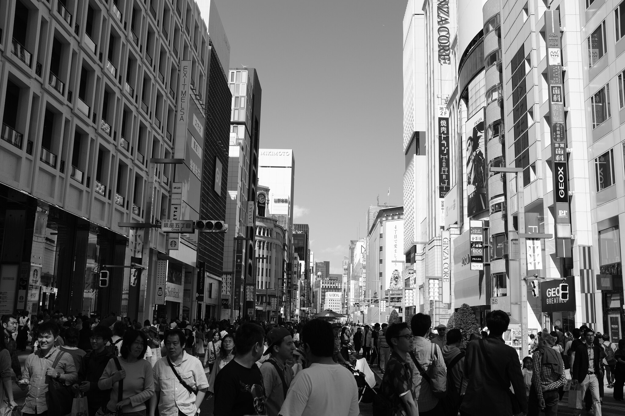 Ginza St.