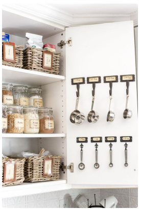 Brilliant Small Kitchen Pantry Organization Ideas That'll Save You a Ton of Space