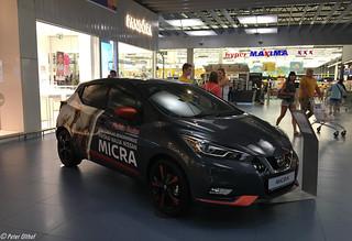 Nissan Micra @ Vilniaus apskritis