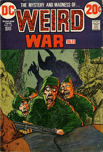 Weird War Tales, Vol. 1, No. 12, Mar. 1973