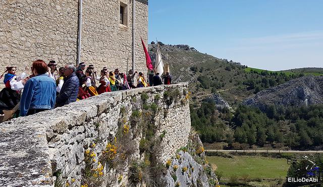 Danzas Burgalesas Justo del Río en la Romería Popular a Santa Casilda