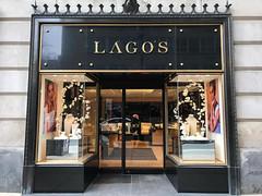 Lagos SEG Fabric Window Display
