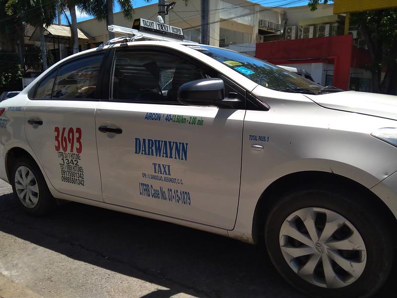 DARWAYNN Taxi