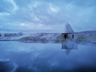 The Secret Lagoon, Iceland
