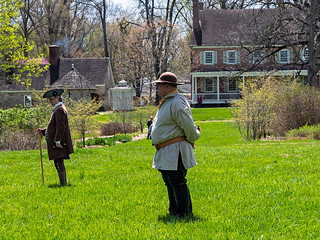 IMGPJ36886_Fk - Locust Grove - Revolutionary War Reenactment - Spring Encampment - Thunder
