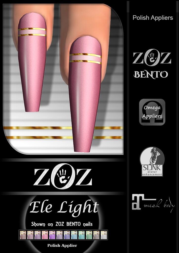 {ZOZ}  Ele Light Pix BENTO L - TeleportHub.com Live!