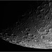Southern Section of the Moon