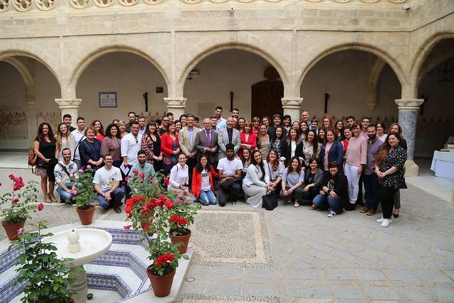 Encuentro Interlanzaderas de Cádiz