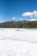 Lonesome Lake, Franconia Notch, New Hampshire