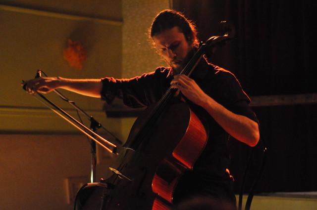 Raphael Weinroth-Browne at Pressed