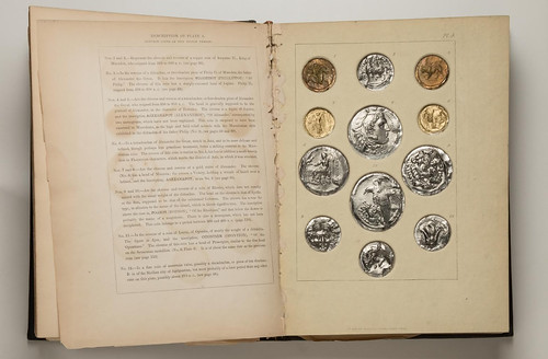 ANS Library treasures Humphries Ancient Coins and Medals
