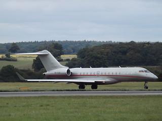 9H-VJI Bombardier Global Express 6000 VistaJet Malta