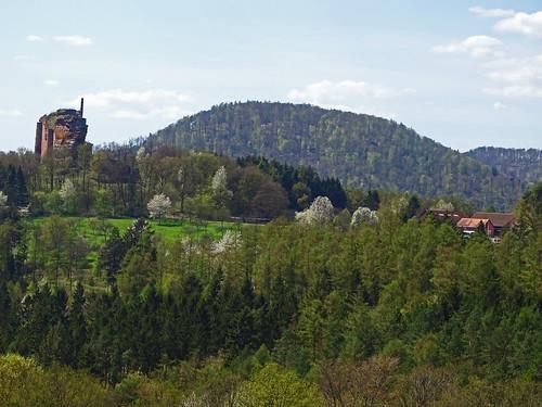 Petit zoom sur le Fleckenstein