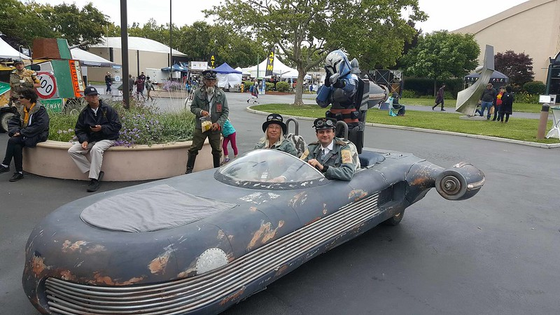 Land Speeder Commandeer