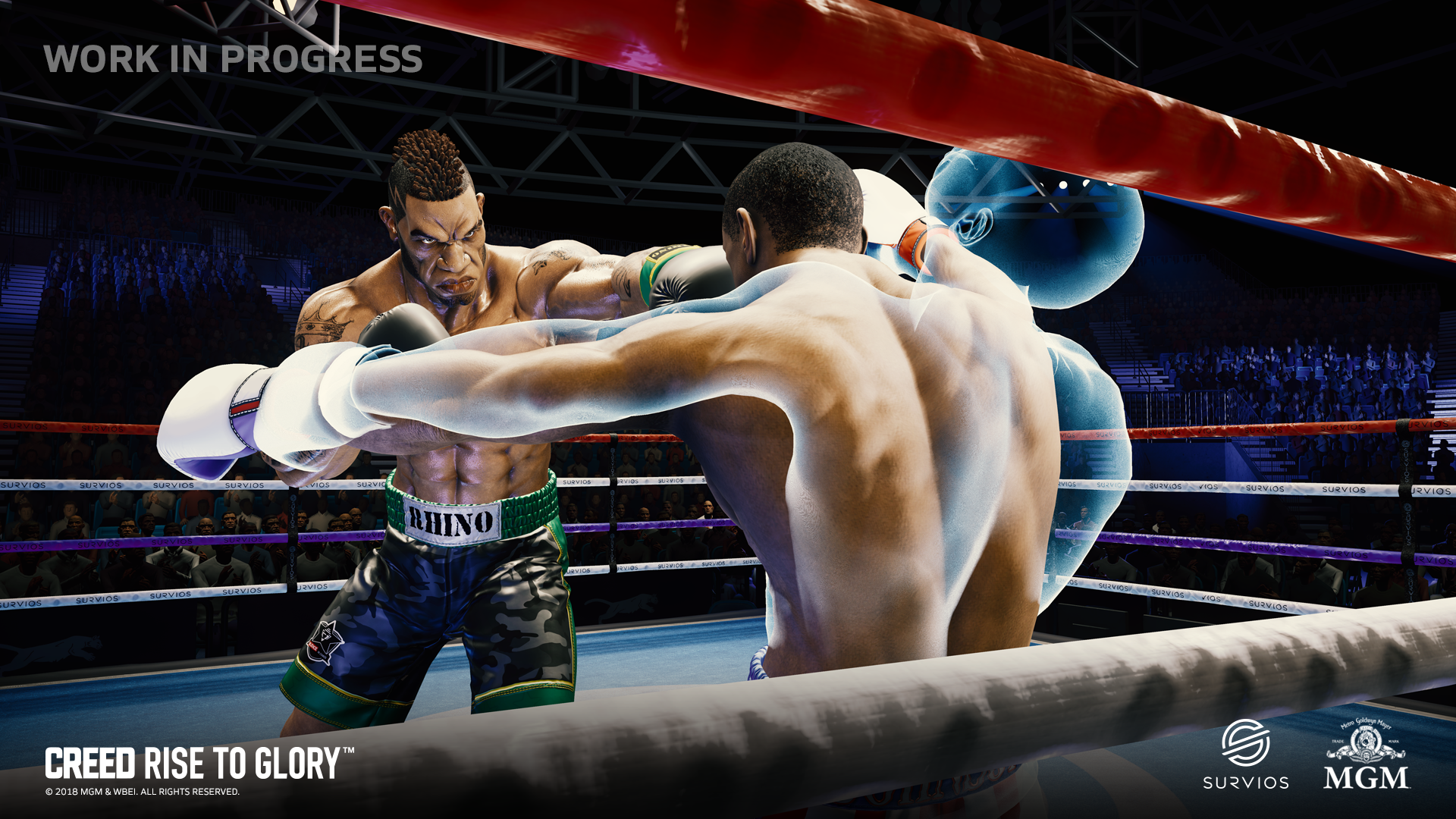 Creed: Rise to Glory for PS VR