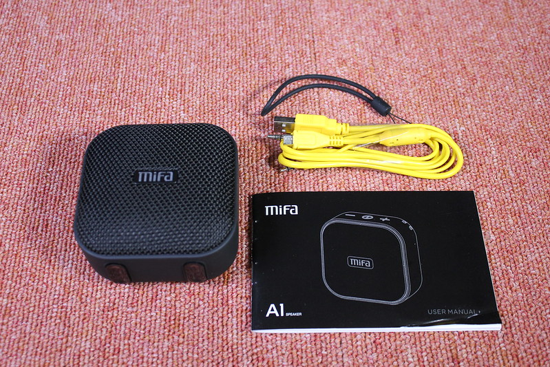 MIFA A1 Bluetooth スピーカー 開封レビュー (6)