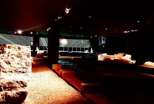 Londra: anfiteatro romano