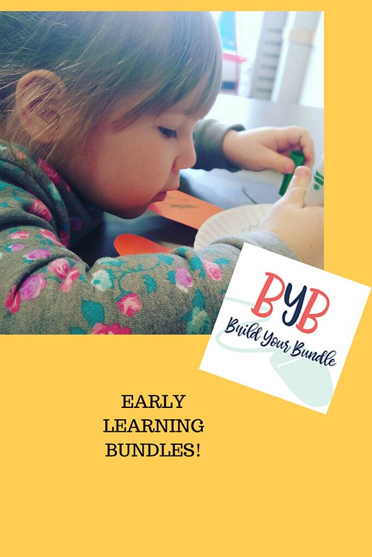 EARLY LEARNING BUNDLES!
