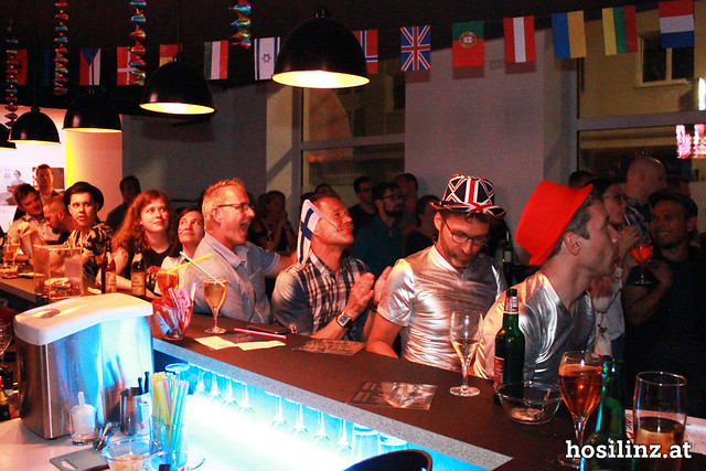 12.05.2018: Public Viewing Eurovision Song Contest 2018