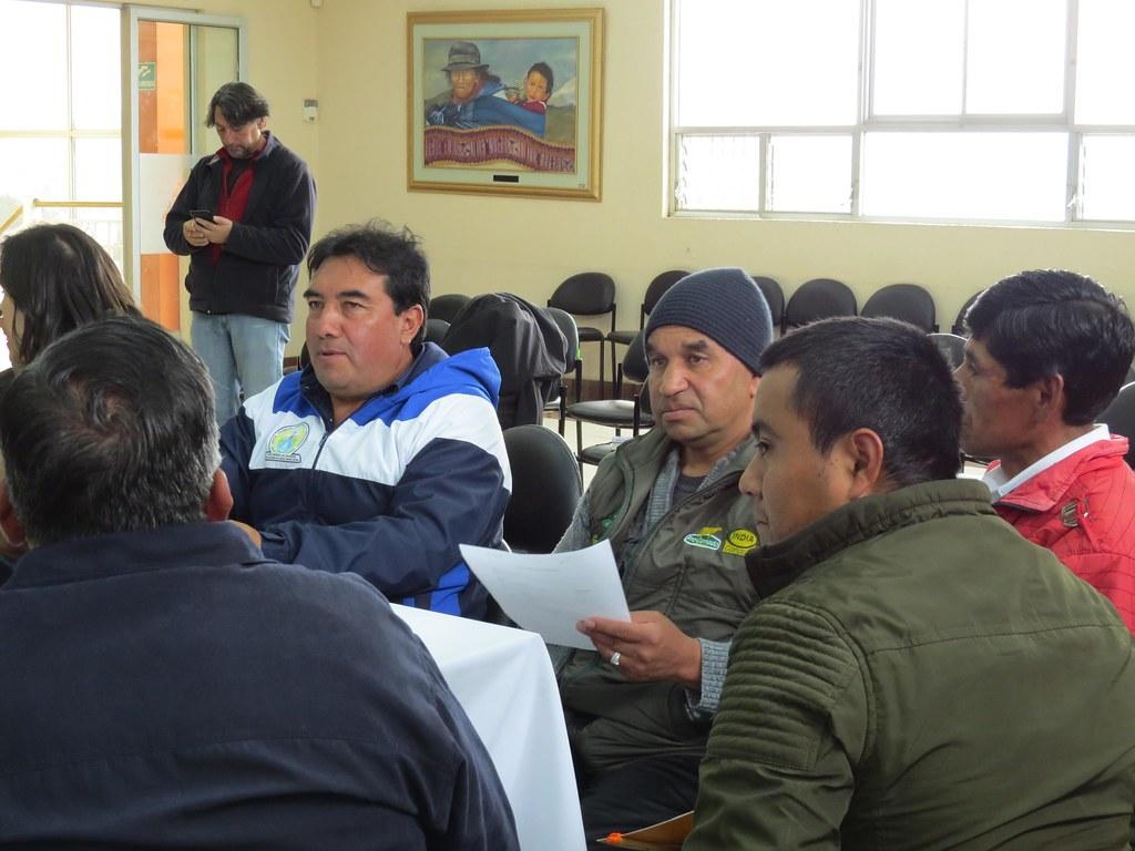 Varios grupos de la sociedad civil asisten a taller para analizar el sistema de participación ciudadana