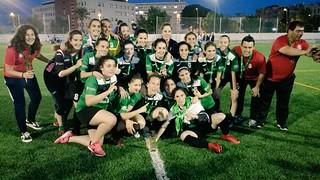Campeonas de Extremadura
