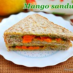 Mango sandwich recipe
