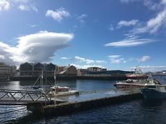 Kabelfeilsøking i Hammerfest.