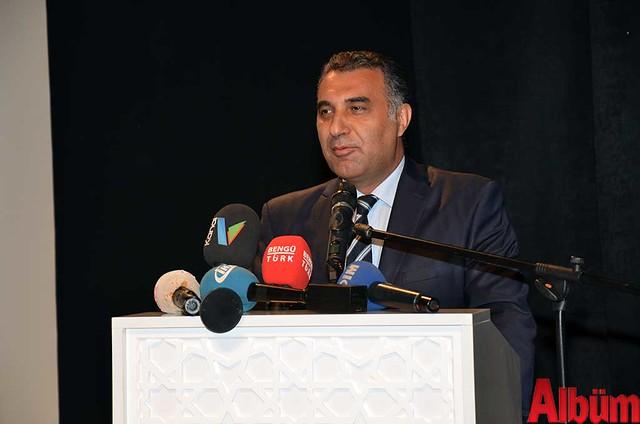 Alanya Kaymakamı Mustafa Harputlu