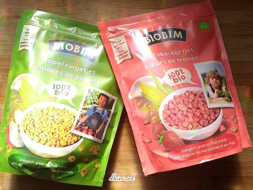 Biobim ontbijt cereals