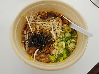 Mushroom Ramen from ilikeramen at Love Child Miami