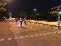 Mon Night Ride 30 April