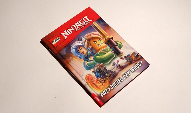 RECENZJA LEGO NINJAGO Przyjaciel czy wróg  (7)
