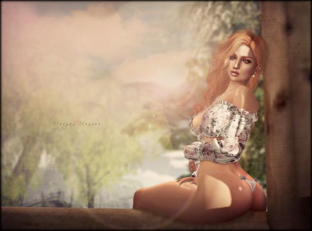 Softness of a woman